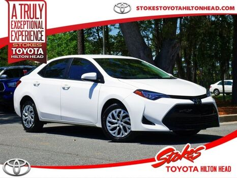 2017_Toyota_Corolla_LE_ Aiken SC