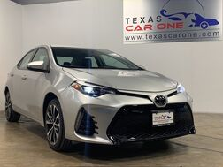 2017_Toyota_Corolla_SE AUTOMATIC REAR CAMERA BLUETOOTH LEATHER/CLOTH SEATS ALLOY WHE_ Carrollton TX