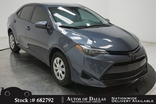 2017_Toyota_Corolla_SE BACK-UP CAMERA,15IN WHLS,BLUETOOTH_ Plano TX