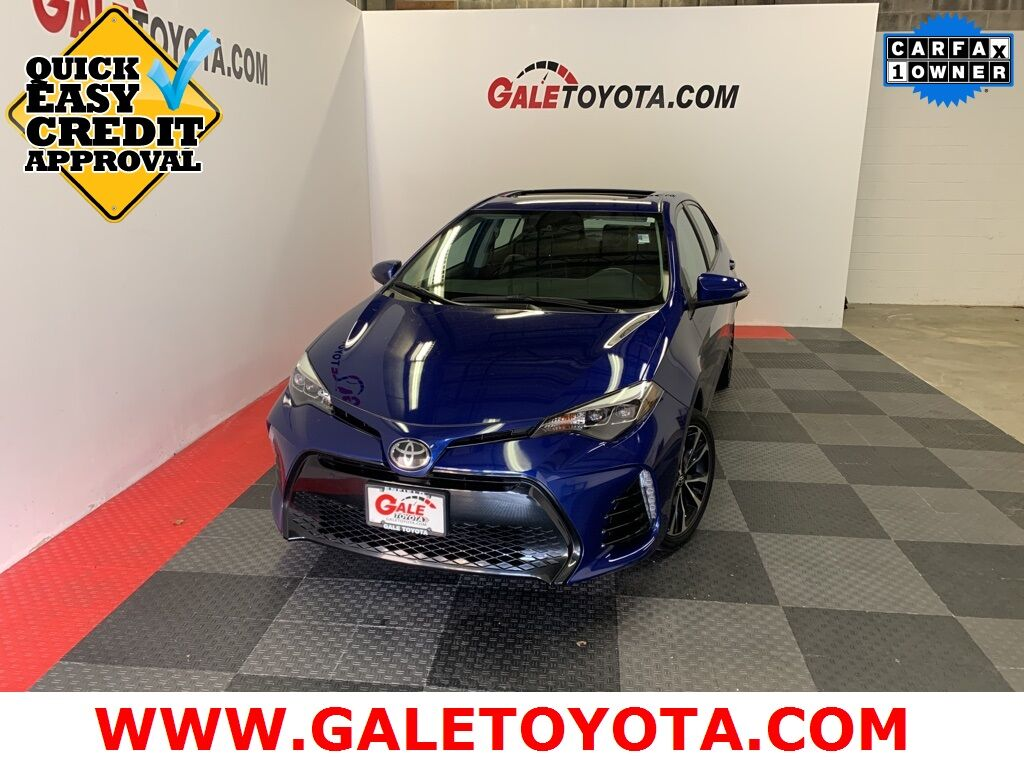 2017 Toyota Corolla SE Enfield CT