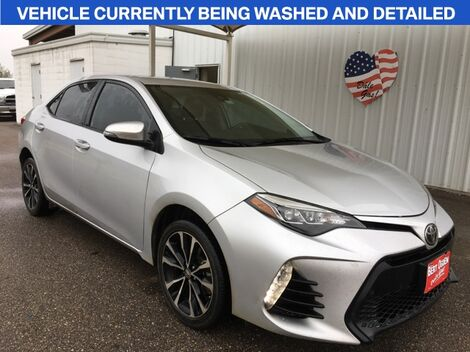 2017_Toyota_Corolla_SE_ Harlingen TX