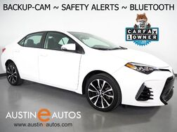 2017_Toyota_Corolla SE_*LANE DEPARTURE ALERT, SAFETY SENSE w/BRAKING, ADAPTIVE CRUISE, BACKUP-CAMERA, TOUCH SCREEN, ALLOY WHEELS, BLUETOOTH PHONE & AUDIO_ Round Rock TX