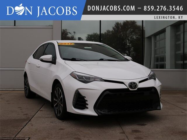 2017 Toyota Corolla SE Lexington KY