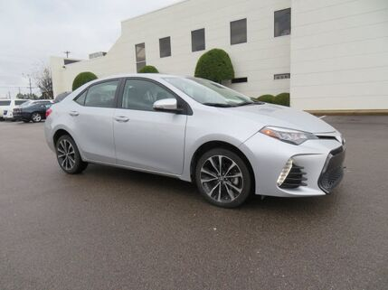 2017_Toyota_Corolla_SE_ Memphis TN