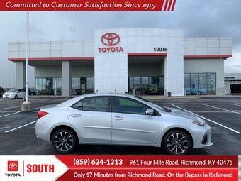 2017_Toyota_Corolla_SE_ Richmond KY