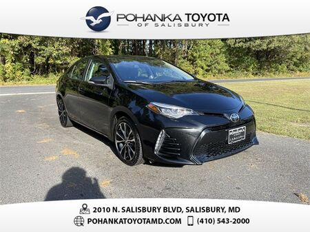 2017_Toyota_Corolla_SE_ Salisbury MD