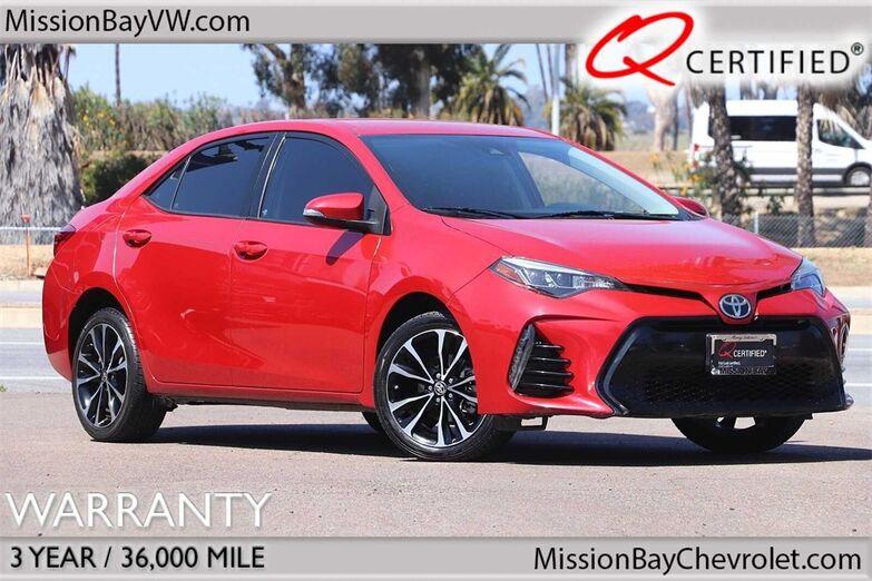 2017 Toyota Corolla SE San Diego CA