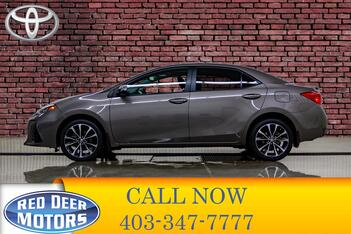 2017_Toyota_Corolla_XSE Leather Roof Nav_ Red Deer AB
