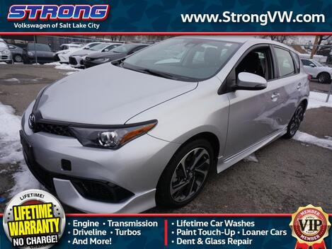2017_Toyota_Corolla iM__ Salt Lake City UT