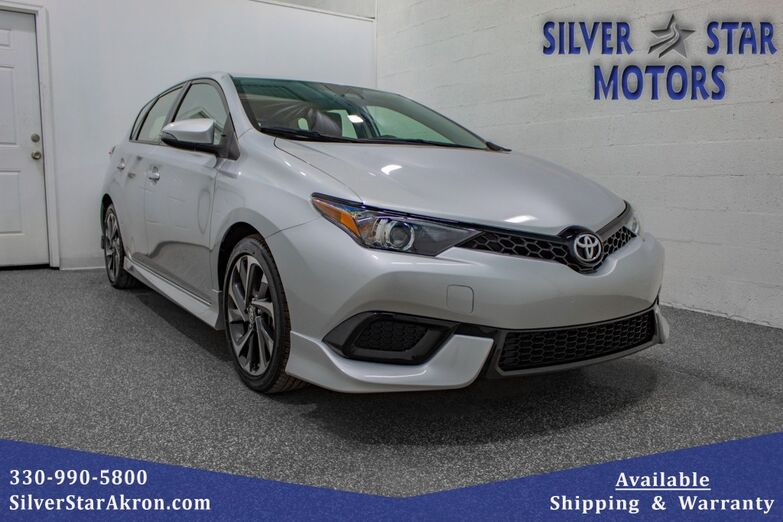 2017 Toyota Corolla iM  Tallmadge OH