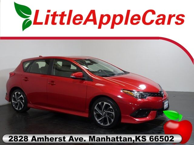 2017 Toyota Corolla iM Base Manhattan KS
