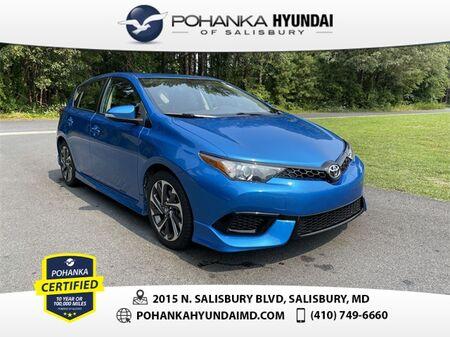 2017_Toyota_Corolla iM_Base **NICE MATCH**_ Salisbury MD