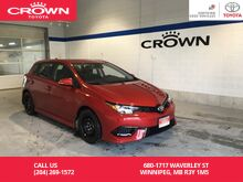 2017_Toyota_Corolla iM_HB CVT / Clean Carproof / One Owner / Local / Lease Return / Immaculate Condition / Priced To Move_ Winnipeg MB