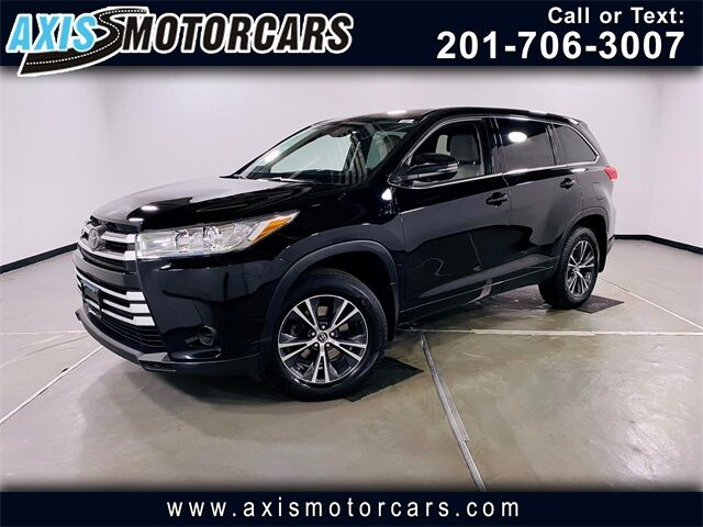 2017 Toyota Highlander Jersey City NJ