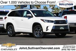 2017_Toyota_Highlander_4WD LTD_ Roseville CA