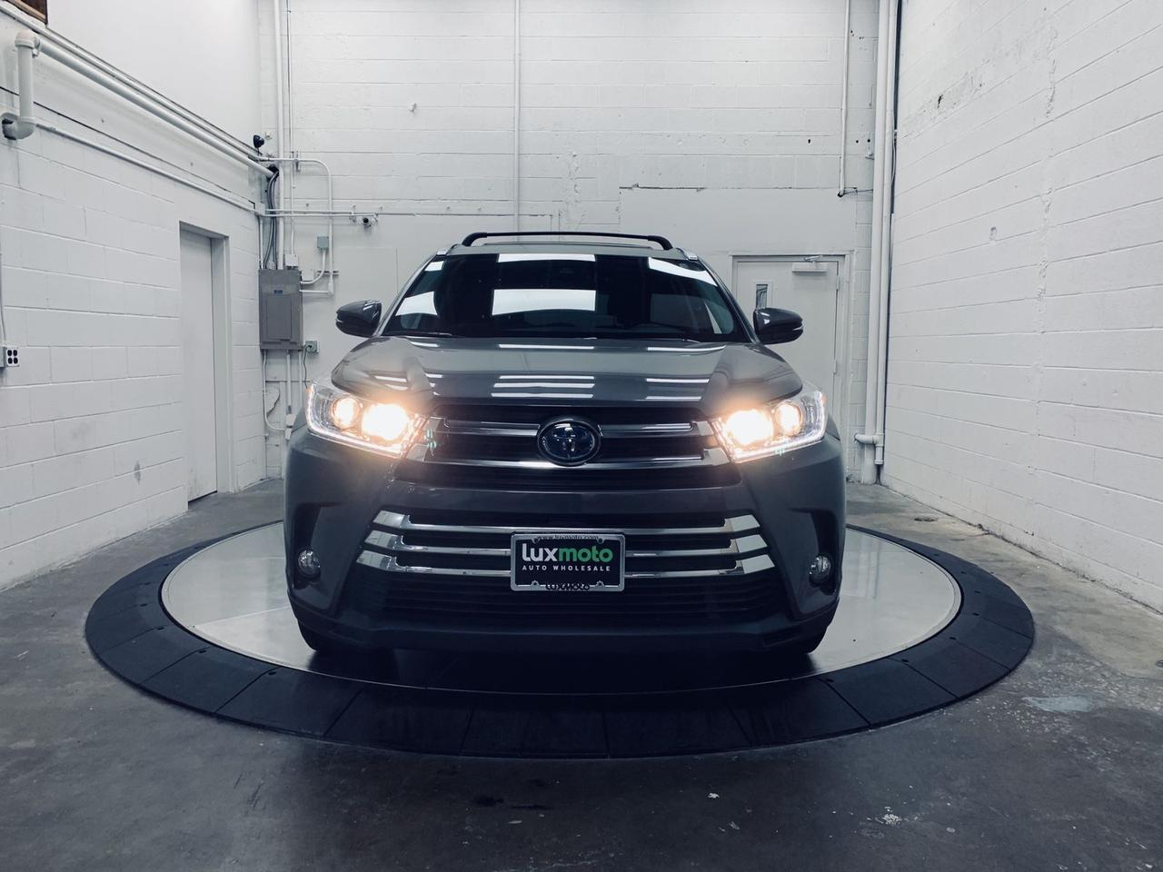 2017 Toyota Highlander AWD Hybrid Limited 7-Passenger Backup Camera Portland OR