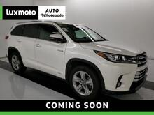2017_Toyota_Highlander_Hybrid Limited AWD 3rd Row Adaptive Cruise Nav_ Portland OR