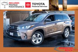 Used Toyota Highlander Manhattan Beach Ca