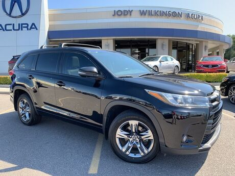 2017 Toyota Highlander Hybrid Limited Platinum Salt Lake City UT