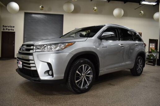 2017 Toyota Highlander Hybrid XLE Boston MA