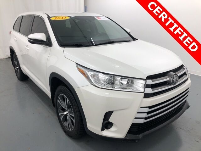 2017 Toyota Highlander LE AWD Holland MI