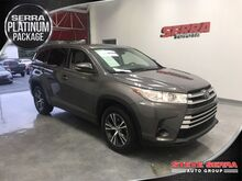 2017_Toyota_Highlander_LE_ Central and North AL