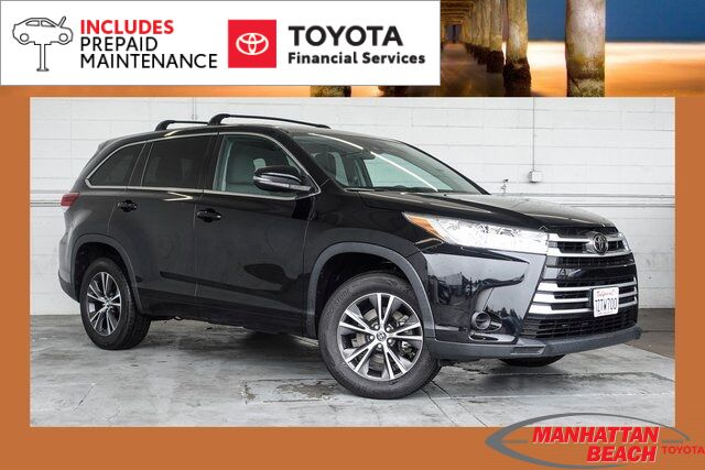 2017 Toyota Highlander LE Manhattan Beach CA