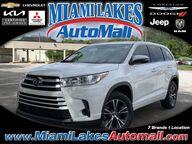 2017 Toyota Highlander LE Miami Lakes FL