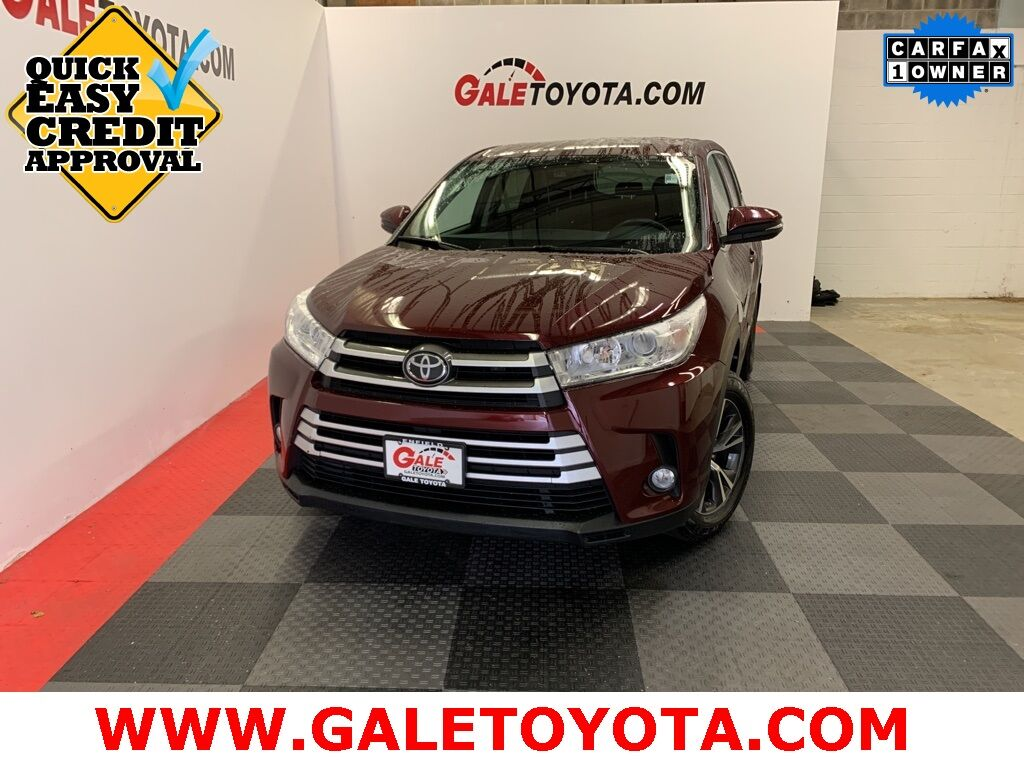 2017 Toyota Highlander LE Plus Enfield CT