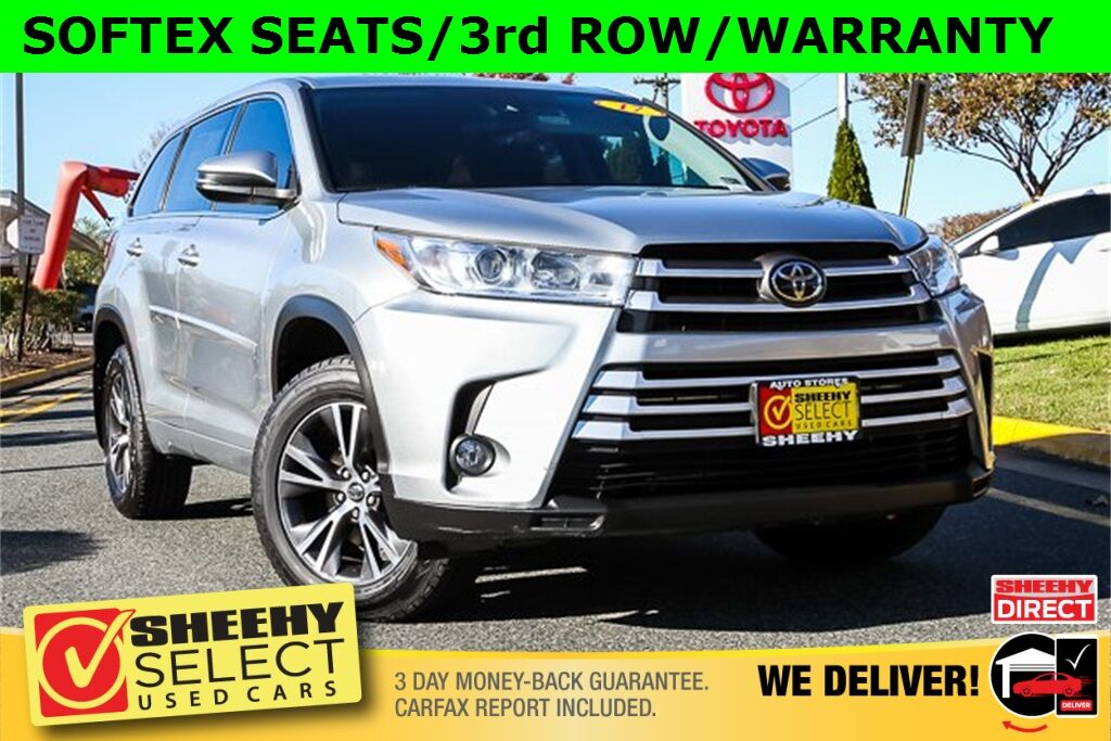 2017 Toyota Highlander LE Plus Stafford VA