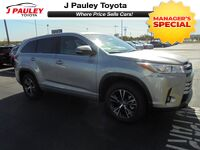 Toyota Highlander LE Plus Model Year Closeout! 2017