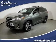 2017_Toyota_Highlander_LE Plus V6 FWD_ Cary NC