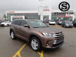 2017 Toyota Highlander Limited  - Low Mileage