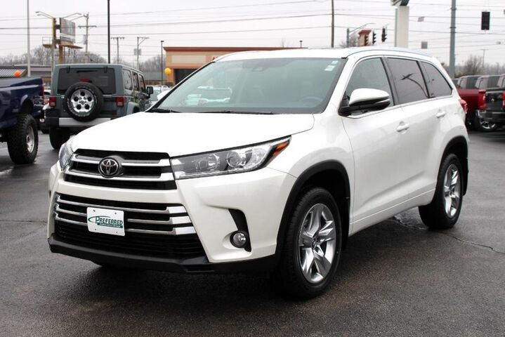 2017 Toyota Highlander Limited Fort Wayne Auburn and Kendallville IN