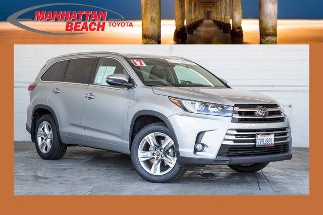 2017 Toyota Highlander Limited Manhattan Beach CA