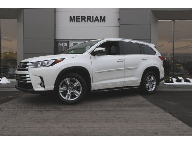 2017 Toyota Highlander Limited Merriam KS