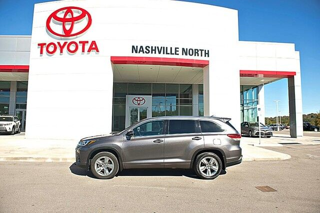 2017 Toyota Highlander Limited Nashville TN