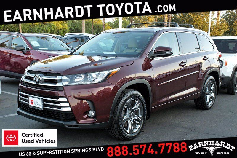 2017 Toyota Highlander Limited Platinum AWD *HEATED SEATS* Mesa AZ