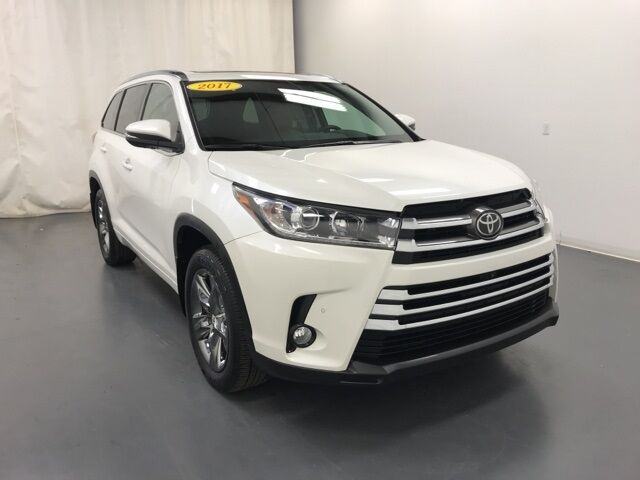 2017 Toyota Highlander Limited Platinum Holland MI
