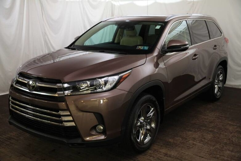 2017 Toyota Highlander Limited Platinum Pittsburgh PA