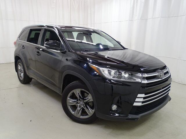 2017 Toyota Highlander Limited Platinum Raleigh NC