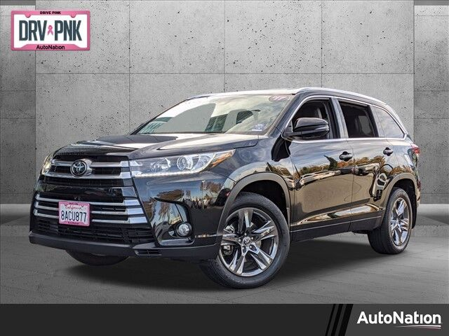 Used Toyota Highlander San Jose Ca