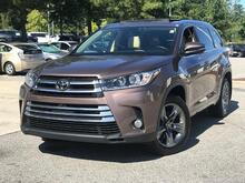 2017_Toyota_Highlander_Limited Platinum V6 AWD_ Cary NC