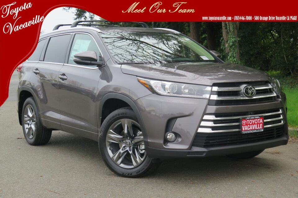 vehicle details 2017 toyota highlander at toyota vacaville vacaville toyota vacaville. Black Bedroom Furniture Sets. Home Design Ideas