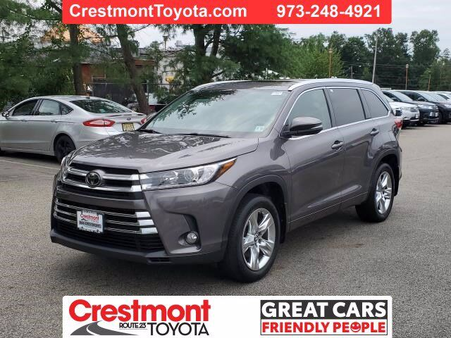 2017 Toyota Highlander Limited Pompton Plains NJ