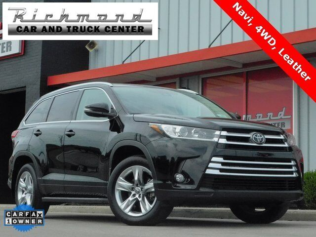 2017 Toyota Highlander Limited Richmond KY