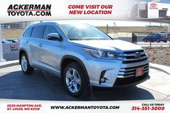 2017_Toyota_Highlander_Limited_ St. Louis MO