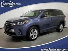 2017_Toyota_Highlander_Limited V6 AWD_ Cary NC