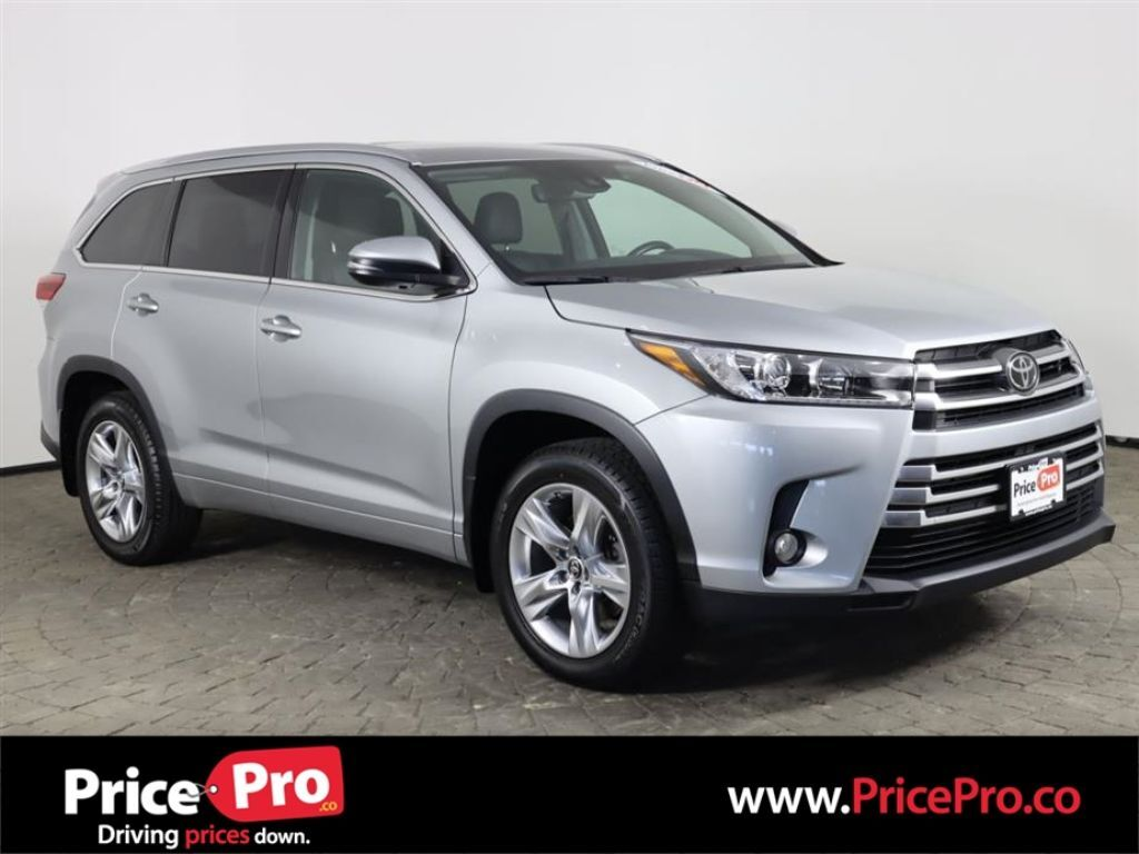 2017 Toyota Highlander Limited V6 AWD w/Navigation/Sunroof Maumee OH