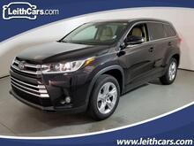 2017_Toyota_Highlander_Limited V6 FWD_ Cary NC